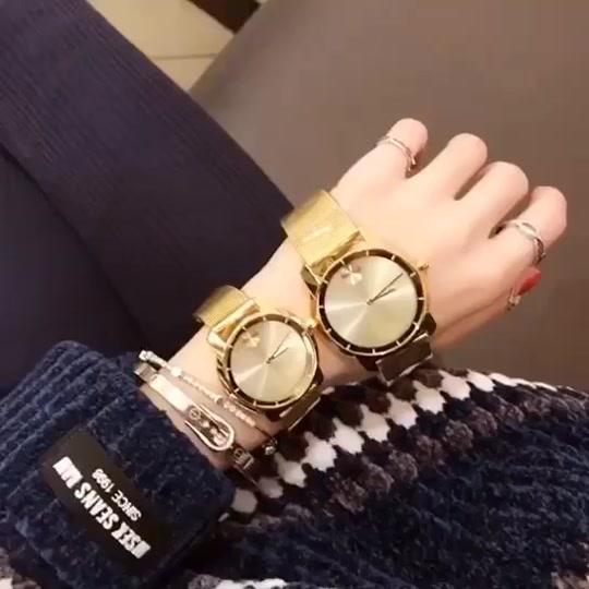 星空手表女防水简约时尚潮流2018新款韩版大气个性石英腕表女学生