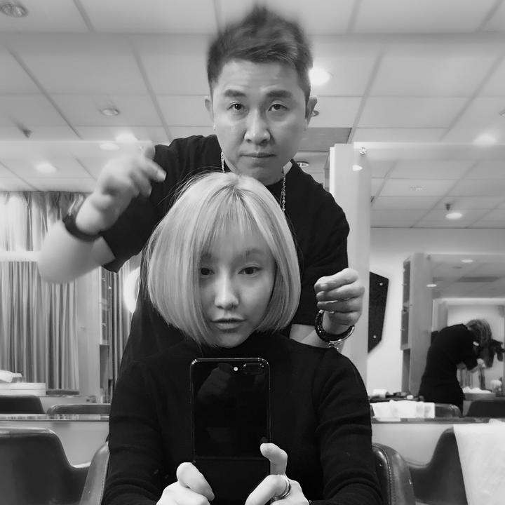 SIMON_ZHU髮型藝術