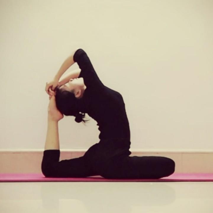 yoga-小小