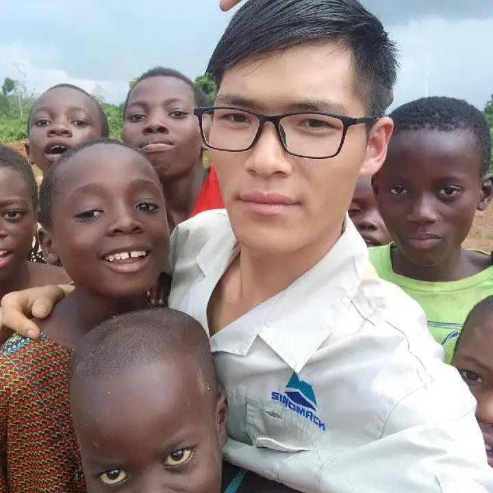 李小华闯非洲