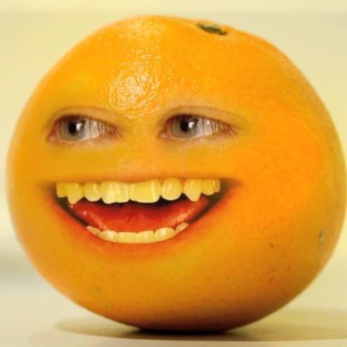 抖音橙子君头像