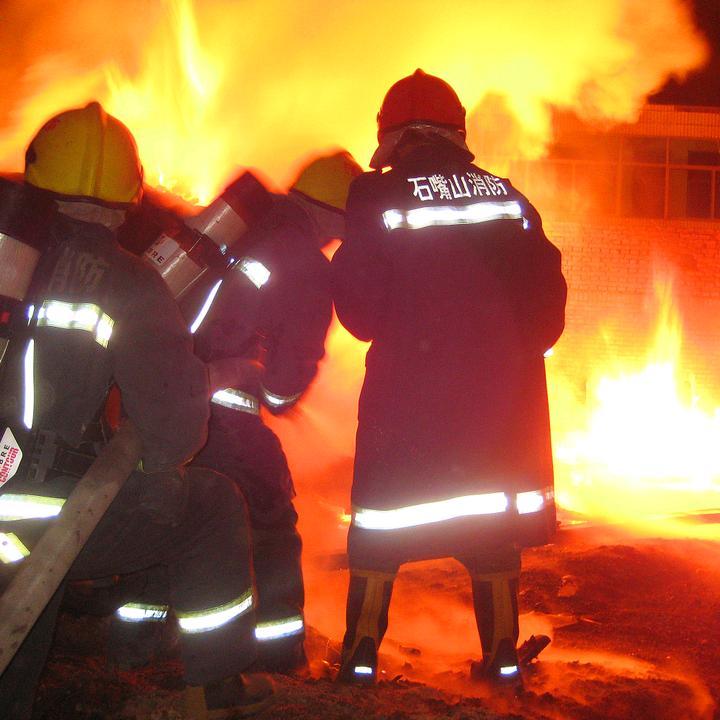 宁夏石嘴山消防