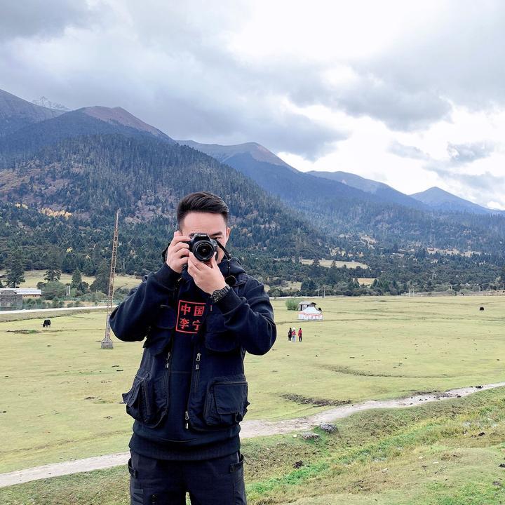 西藏领队 旺仔