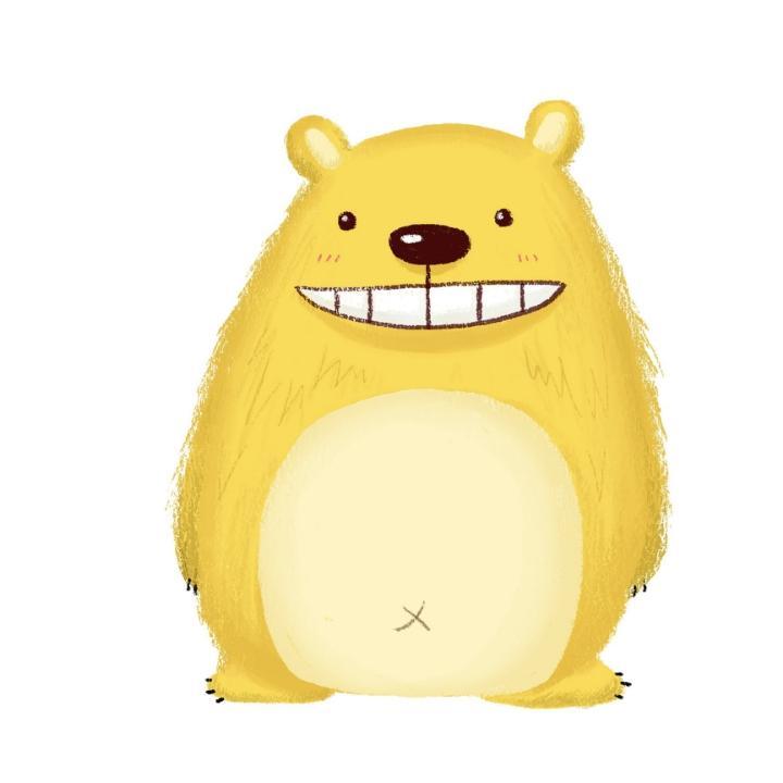 跟大熊玩英语