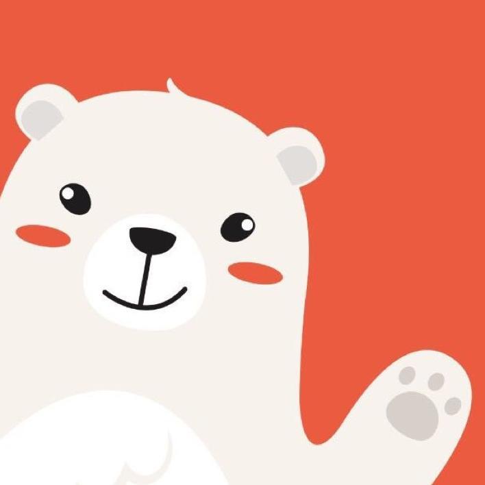 抖音米熊头像