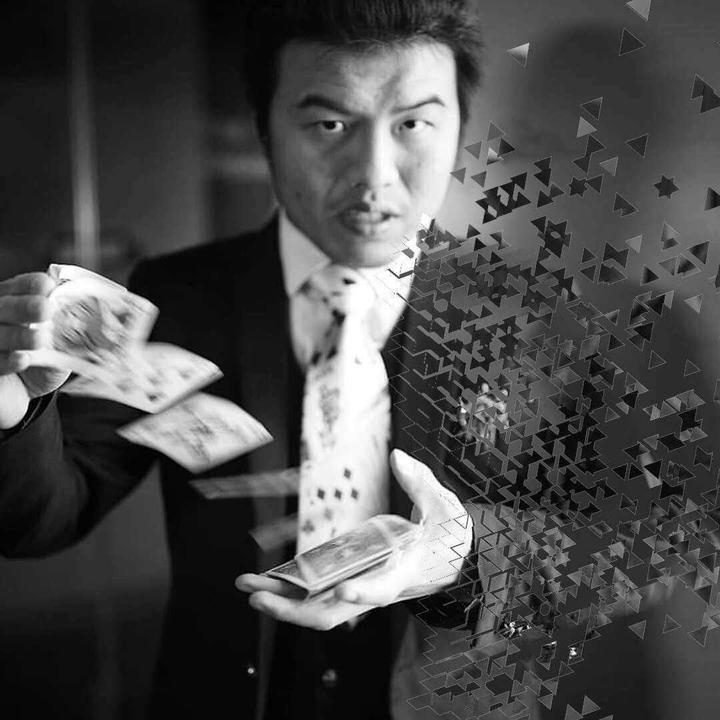 国际魔术旅行家Wangjin