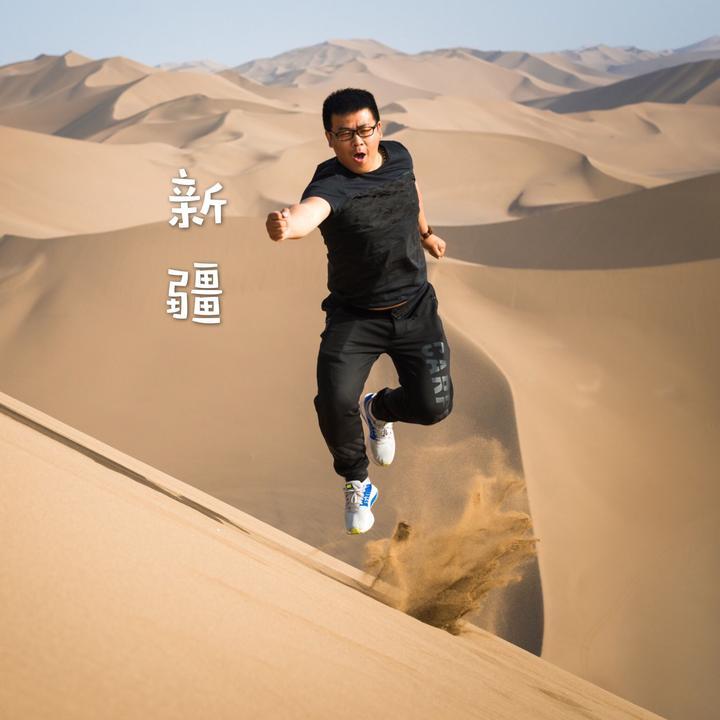 新疆乐游-骆驼领队