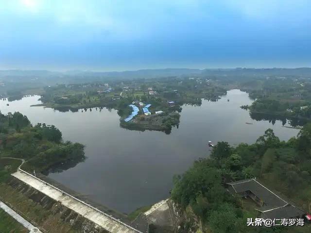 夏天成都周边避暑的好去处——德阳中江县